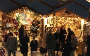 Chroistmas Market Stall