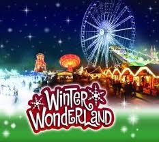 London Winter Christmas Wonderland