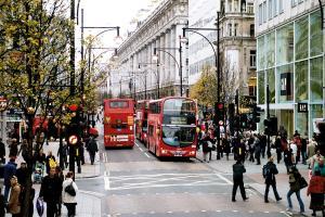 Tax free shopping in London
