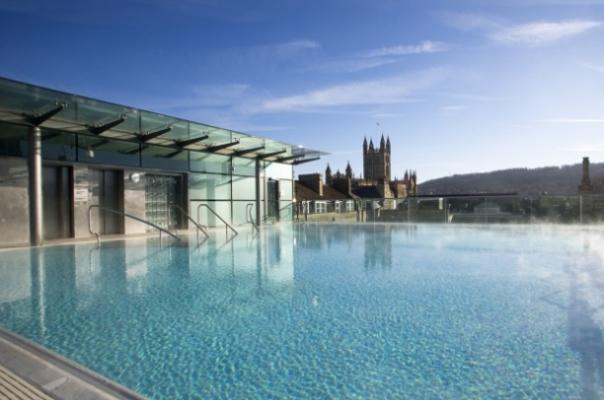 Thermae Bath Spa, Bath, England